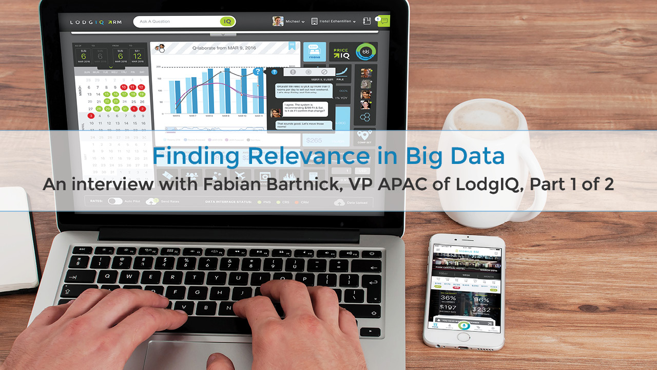 finding relevance in big data